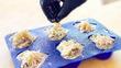Куриные маффины с сыром и зеленью в духовке на скорую руку