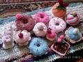 Пироженки для игры в  кафе для детского сада дочки