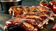 Вот какое мясо нужно готовить на праздничный стол! Свиные ребрышки в глазури - и шашлык не нужен