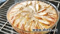 Нежнейший яблочный пирог как торт! Скорее сохраняйте себе! Рецепт из маминой кулинарной тетрадки