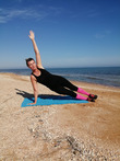 2 в 1: тренировка на тонус мышц и растяжку