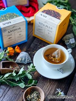 NL International запустила новую линейку фиточая Enerwood Herbal Tea