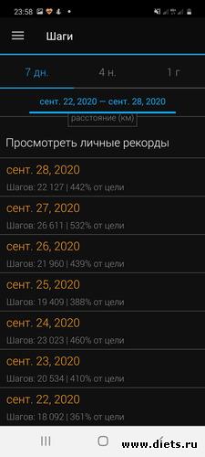 4 неделя_по дням_Осень 2020, альбом: Мой миллион