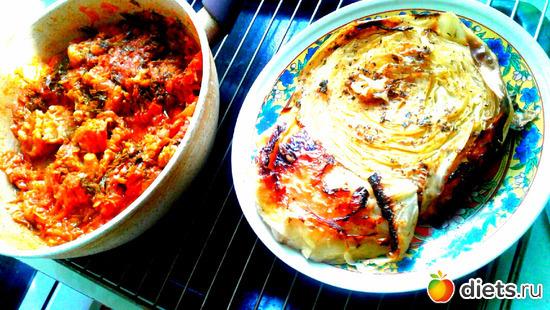 1 фото: Диетические блюда