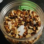 Гранола - полезный и вкусный вариант завтрака!