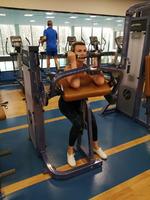 Тренировка на верх тела: специально к весеннему потеплению