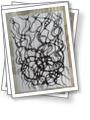 Нейрографика(мои пробные работы)