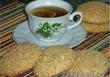 Рецепт печенья с кунжутом в домашних условиях