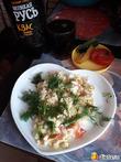 Миш-маш. Утренний завтрак-блюдо из болгарской кухни.(Яичница с овощами, с творогом( или с брынзой))Пост-напоминание!