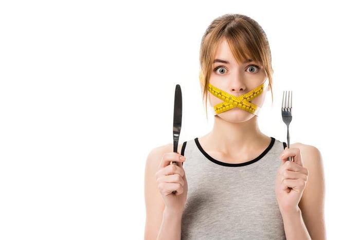 Почему нельзя голодать при похудении?   Diets.ru