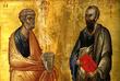 12 июля день святых первоверховных апостолов Петра и Павла.