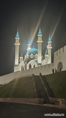 2 фото: Казань 2021