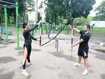 Новинки из мира фитнеса: тренажер TRX Rip