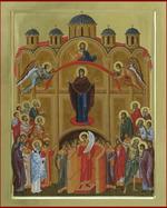 С праздником!!! Покров Пресвятой Владычицы нашей Богородицы и Приснодевы Марии.